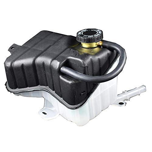 603-122 Engine Coolant Recovery Tank w/Sensor Fit For Cadillac DeVille 2000-2005
