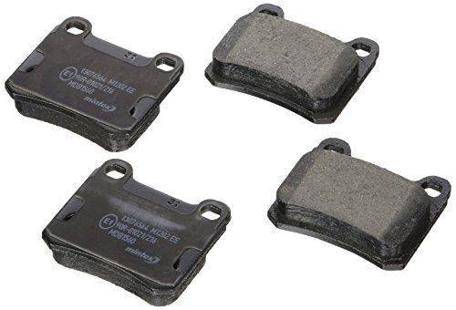 Replacement Mintex Rear Brake Pads (Full set for Rear Axle) MDB1560