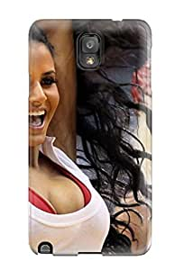 New Style miami heat cheerleader basketball nba NBA Sports & Colleges colorful Note 3 cases 3986865K706206508