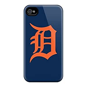 DateniasNecapeer Iphone 6 Hybrid Cases Covers Bumper Baseball Detroit Tigers 1