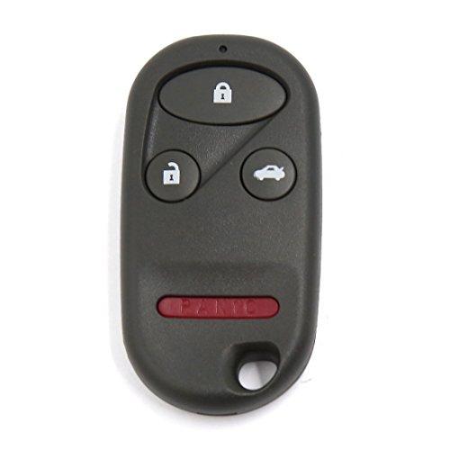 Remplacement Télécommande sans clé Coque clé distance pour 98-02 Honda Accord 00-01 Acura TL