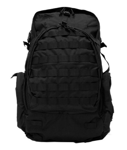 Kelty Tactical Raven 2500 Backpack (Black), Outdoor Stuffs