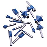 LU&MN router bits