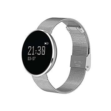 GFEines Pulsera Actividad,Fitness Tracker Reloj Inteligente ...