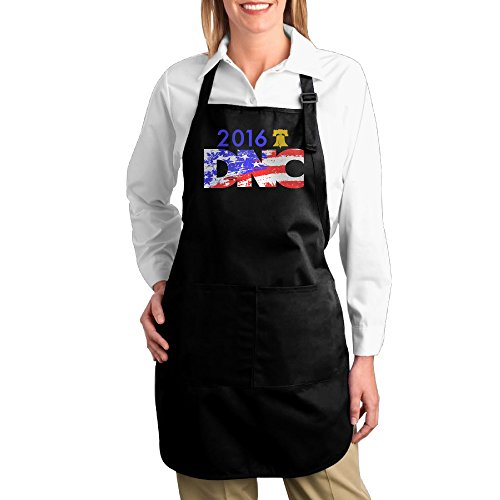 FUNNY MOPAD 2016 Dems In Philly US Flag Kitchen Apron With Front Pockets