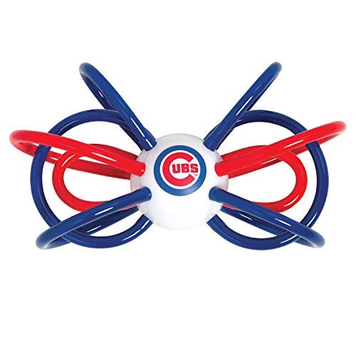 Onesie Chicago Cubs (Baby Fanatic MLB Chicago Cubs Unisex CUB440Teether/Rattle - Chicago Cubs, See Description, See Description)