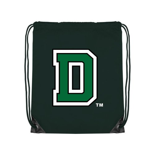 CollegeFanGear Dartmouth Dark Green Drawstring Backpack  Primary ... 4e227fa3548d5