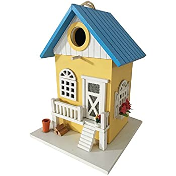 Cartman Colored Country Cottages Bird House (Farmhouse)