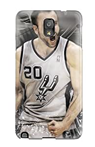 Holly M Denton Davis's Shop san antonio spurs basketball nba (11) NBA Sports & Colleges colorful Note 3 cases 6801691K644602635