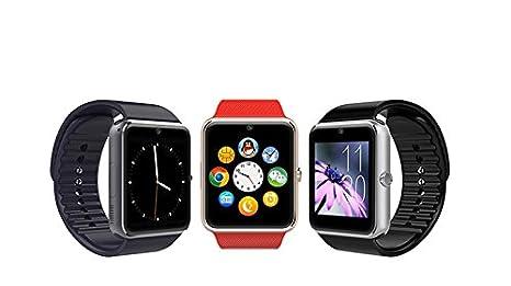 Amazon.com: Xlot Gt08 Bluetooth Smart Watch Wrist Health ...