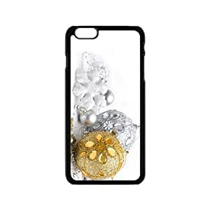The Colorful Christmas Lightball Hight Quality Plastic Case for Iphone 6