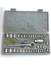 طقم لقم مفاتيح ربط 40 قطعة