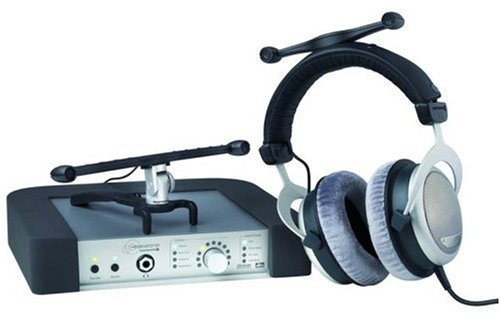 Beyerdynamic Headzone Home 5.1 Surround Sound System with Head Tracking (Beyerdynamic Home Audio Headphones)