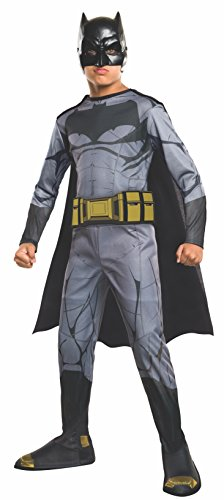 Rubie's Costume Batman v Superman: Dawn of Justice Batman Tween Value Costume, Medium