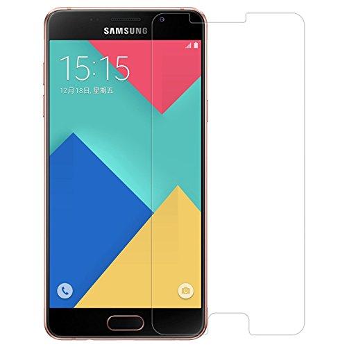 Samsung Galaxy A9 Pro Tempered Glass Screen Protector Guard Tempered Glass Screen Protector for Samsung Galaxy A9 Pro
