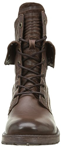 Pataugas Deday/O F4b, Women's Classic Mid-Calf Boots Brown (Choco)