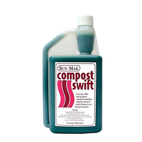 Sun Mar Compost (32 oz. Compost Swift)