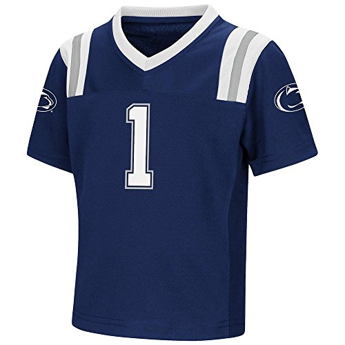 Colosseum Toddler Penn State Nittany Lions Football Jersey - 2T
