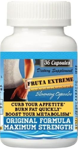 Fruta-Extreme-Slimming-36-Capsules-60-Days-Money-Back-Guarantee