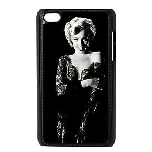 Ipod Touch 4 Phone Case Marilyn Monroe Ni3786