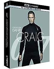 Bond: Colección Daniel Craig 4K UHD [Blu-ray]