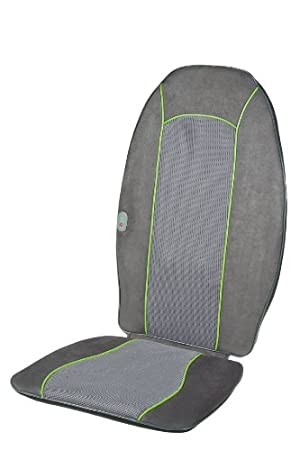 aabaf9bfcc38 Medisana Ecomed MC-90E Coussin de massage Shiatsu 23306, avec 4 têtes de  massage