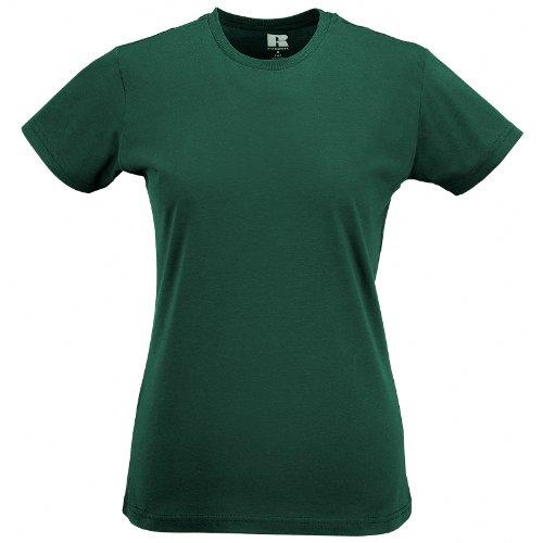 Femme Citron Russel manches T Vert courtes shirt x6xFwgWIvq