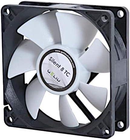 Gelid Solutions Silent 8TC Carcasa del Ordenador Ventilador ...