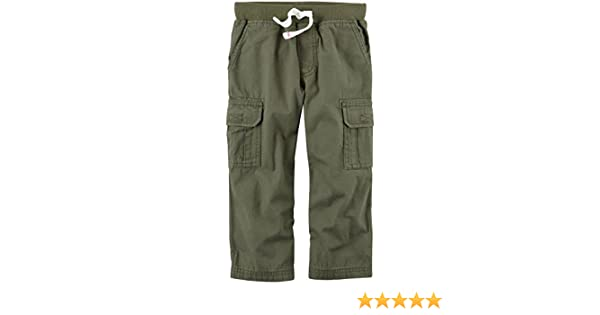 Carters Baby Boys Woven Pant 224g358