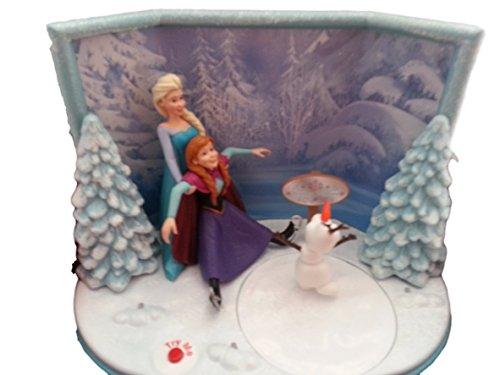 Disney Frozen Animated Musical Table Top Decor ()