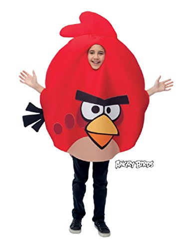 Paper Magic Group Angry Birds Red Bird Costume (Paper Magic Group Costumes)