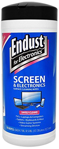 Endust Lcd - Endust LCD Monitor Pop Up Wipes (3 Pack)