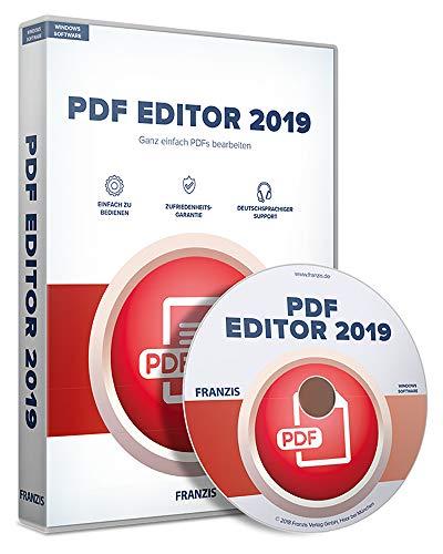 PDF Editor 2019: Einfügen, löschen, drehen und neu anordnen