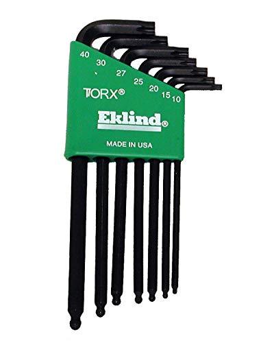 Eklind 15140 5//8 Short Series Hex-L Key, Pack of 5