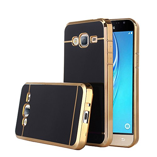 Cheap Cases TabPow Galaxy J3 Slim Case, Electroplate Glossy Finish, Drop Protection, Shiny Luxury..