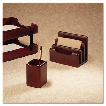 (ROL23380 - Rolodex Wood Tones Pencil Cup)