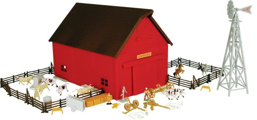 Farm Country Western Ranch Set