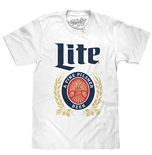 lite beer shirt - 2