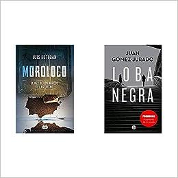 Moroloco Tinta negra +Promoción fragmento de la novela Loba Negra ...