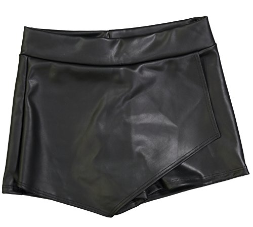 9b1d583e03 Cheryl Creations Women's Short Comfortable & Stretch Day/Night Mini  Envelope Skort