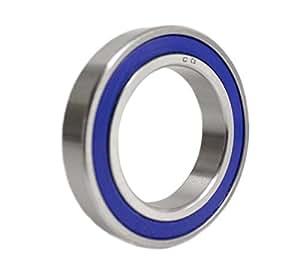 Rodamiento S6804 2RS/SS6804 2RS, de acero inoxidable, anillo fino, 20 x 32 x 7 mm, calidad industrial