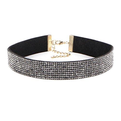 Diamond Titanium Necklace - 6