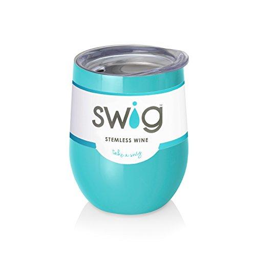 Ocean Swig  Wine Tumbler