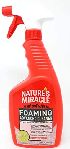 Natures Miracle Foaming Advanced Cleaner