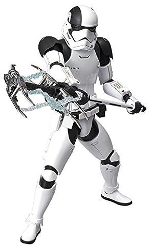 Bandai Star Wars 1/12 First Order Stormtrooper Executioner Model Kit(Japan Import) - Trooper Model