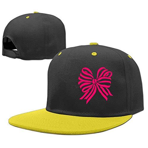 Girl Stripe Hip Gorras Baseball RGFJJE Boy béisbol Hop Caps Hat Bow w0qxIHv