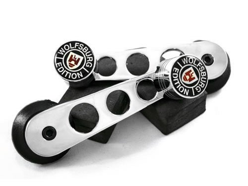 Wolfsburg Edition Window Cranks - Pair for VW MK1 and MK2