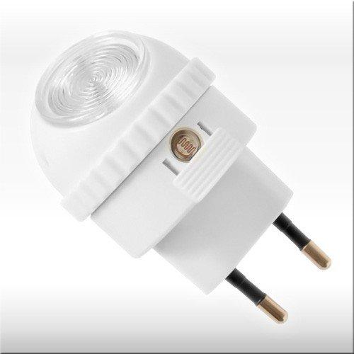 Nachtleuchte 'CONE LIGHT' mit Sensorschalter - Nachtlicht mit Drehkopf: Das automatische Orientierungslicht mit drehbaren Lampenkopf und einstellbarem Helligkeitssensor!