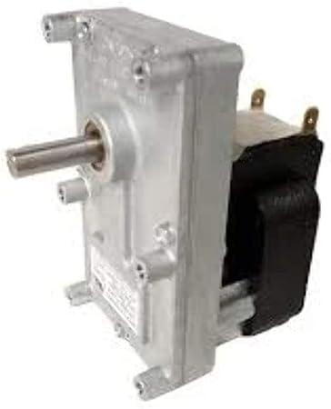 Pellet Stove Auger Gear Motor 115 Volts 2 RPM