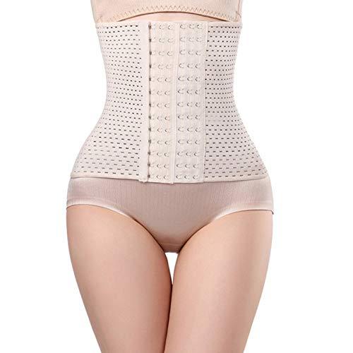 43e1498959 HITSAN INCORPORATION Hot Women Body Shaper Corset Slimming Wasit Trainer  Belt Girls Polyester Slim Shaperwear Waist